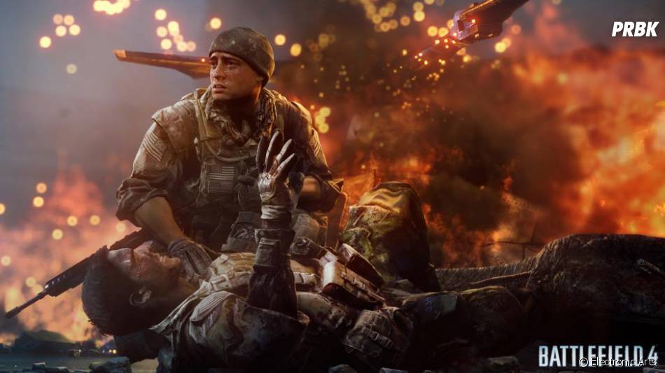 Battlefield 4 sera le concurrent principal de Call of Duty Ghosts