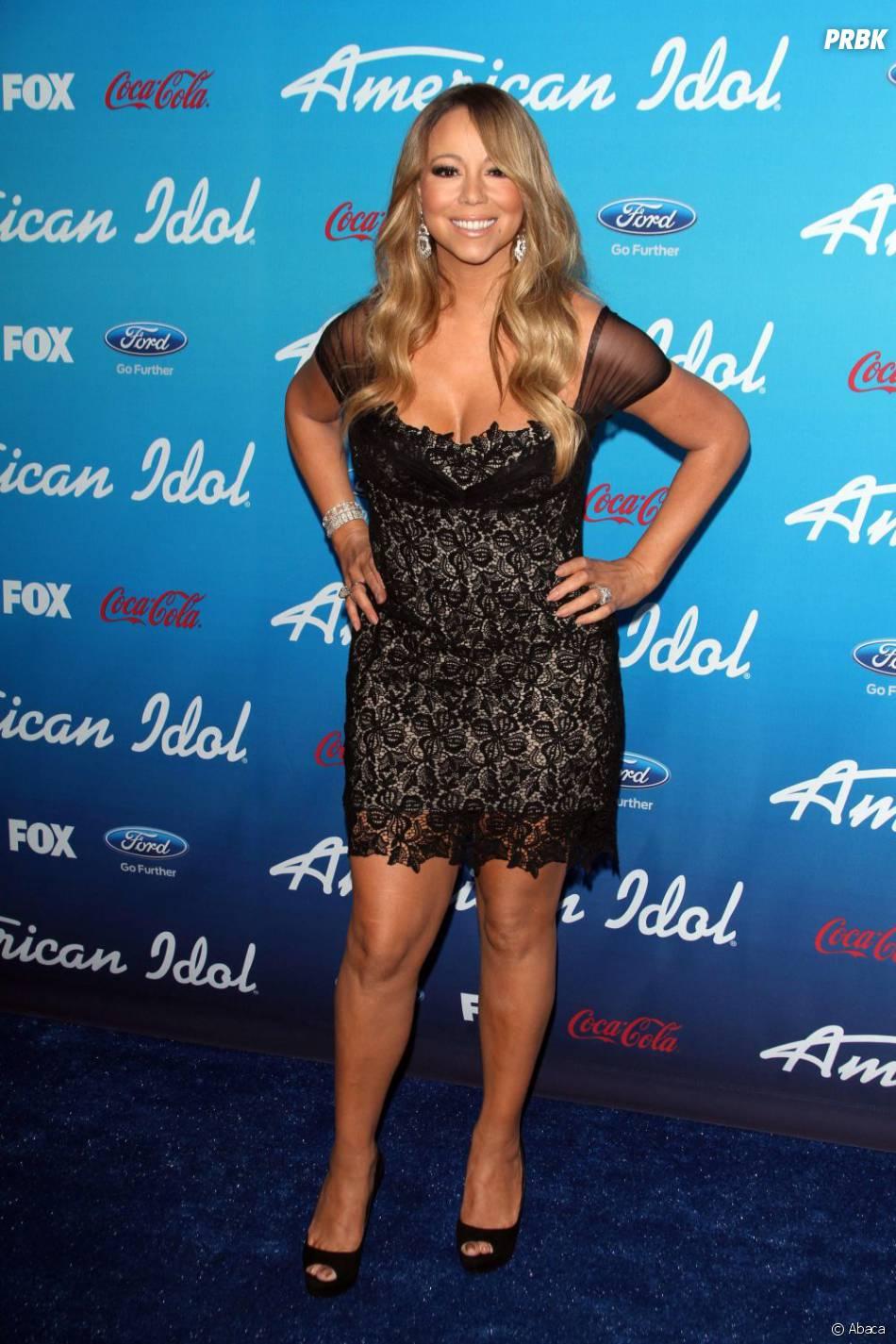 Mariah Carey a encore clashé Nicki Minaj dans American Idol