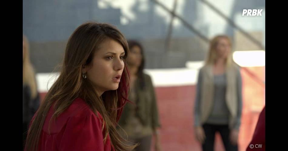 Elena pourrait souffrir dans The Vampire Diaries