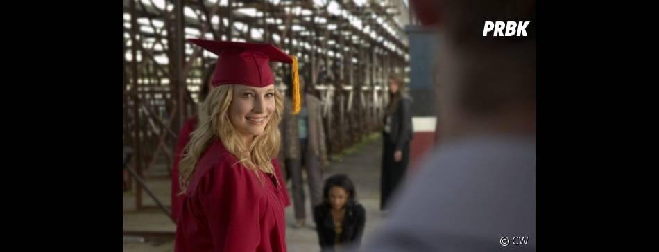 Caroline va-t-elle rester dans The Vampire Diaries ?