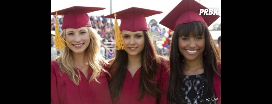 Fête des diplômes dans The Vampire Diaries