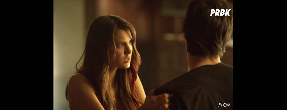 Mauvaise surprise pour Elena dans The Vampire Diaries