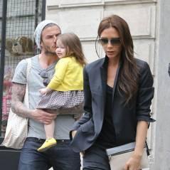David Beckham (PSG) : virée shopping avec Victoria et Harper à Paris