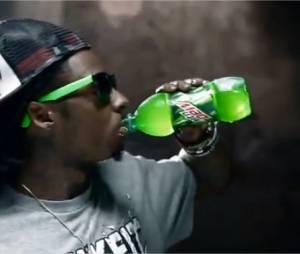 Fini les pubs Mountain Dew pour Lil Wayne, Pepsi le vire