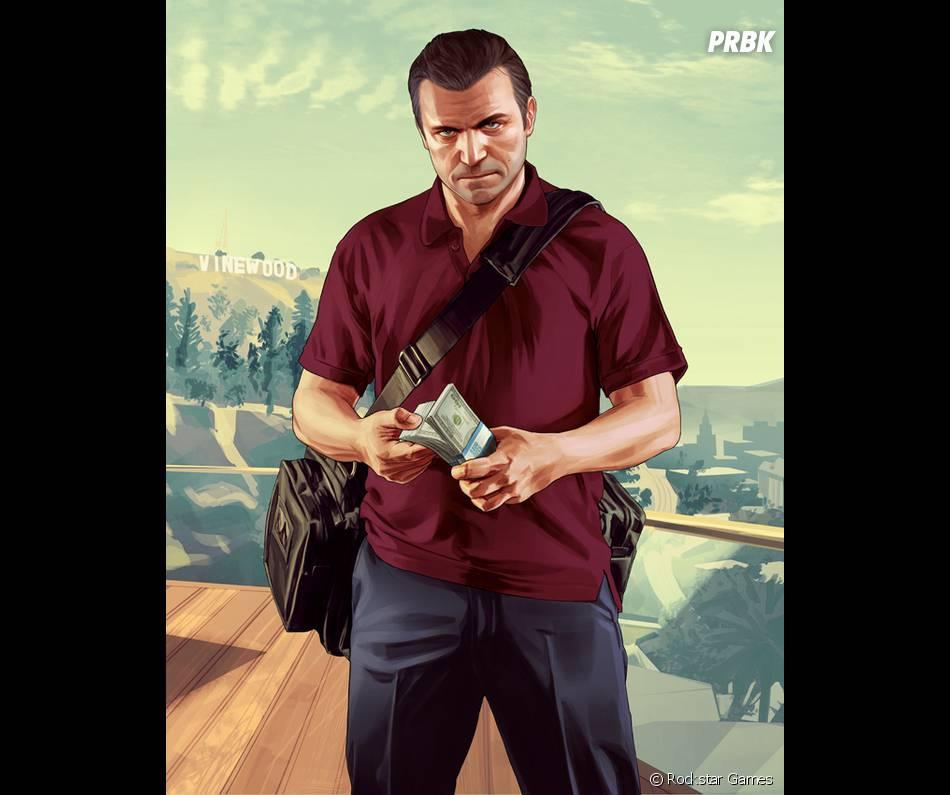 GTA 5 : Michael aime l'argent