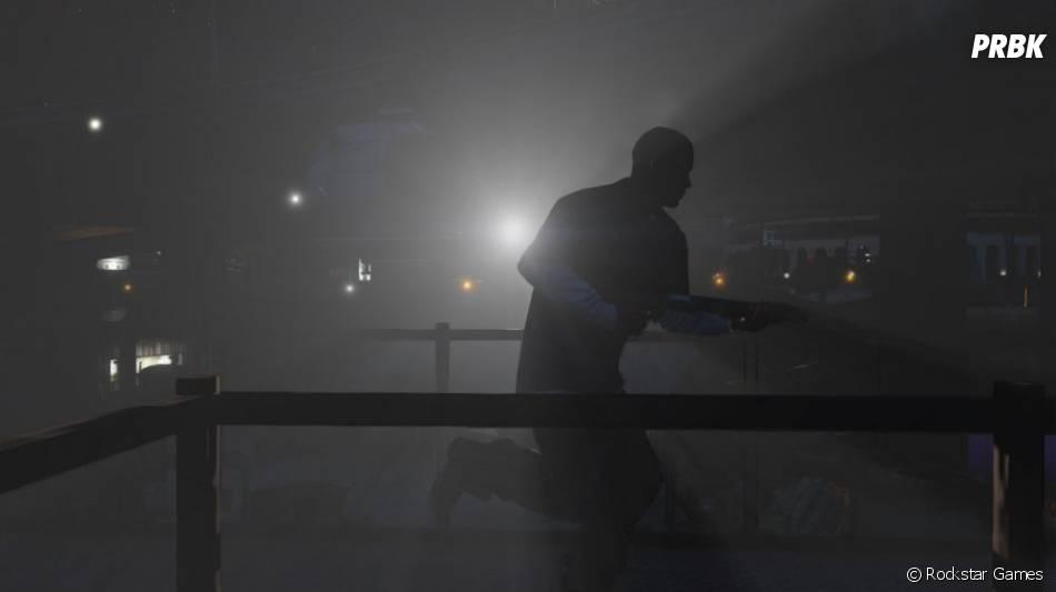 GTA 5 : des effets de lumière saisissants