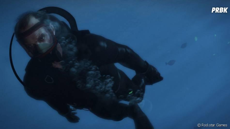 GTA 5 : la plongée sous-marine, une nouvelle activité