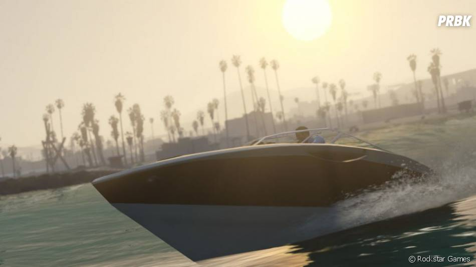 GTA 5 : sous le sunlight des tropiques
