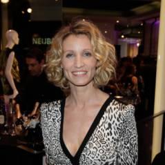 Alexandra Lamy cousine d'un ministre de François Hollande