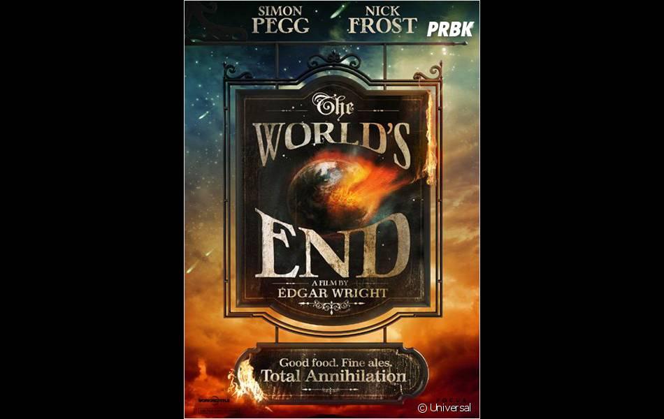 The World's End débarquera le 16 octobre au cinéma