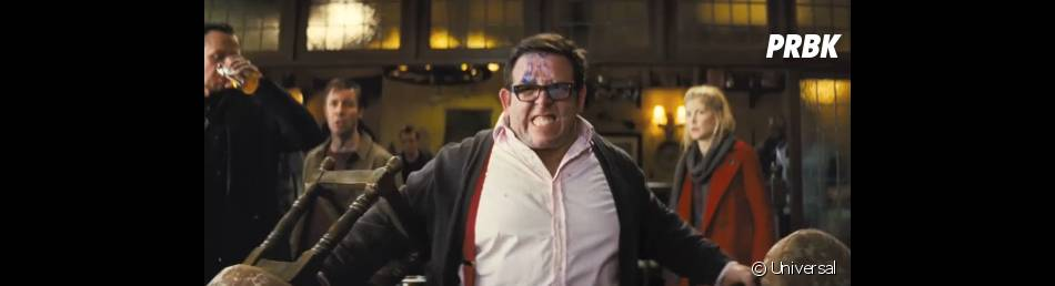 Nick Frost dans The World's End