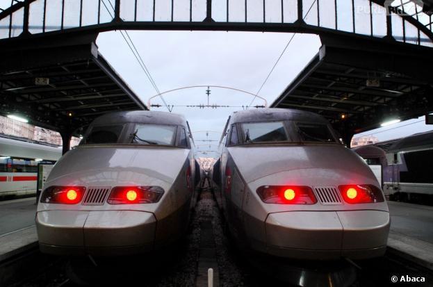 Deux TGV ont été stoppés pour venir à la rescousse d'une dame qui s'était trompée de train