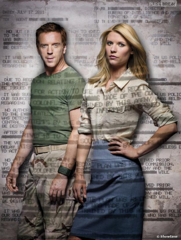 Deux acteurs deviennent réguliers dans la saison 3 de Homeland