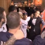 PSG : David Beckham bière à la main, Sakho en mode Magic System... la folle nuit des champions de France