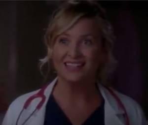 Arizona rassure ses médecins dans Grey's Anatomy