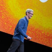 Apple : un anonyme dépense 600 000 dollars pour un café avec Tim Cook