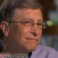 """Bill Gates : """"On a grandi ensemble"""", le milliardaire en larmes en parlant de Steve Jobs"""