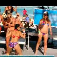 Les Marseillais à Cancun (W9)  : concours de booty shake, tensions entre Julie et Julia (résumé)
