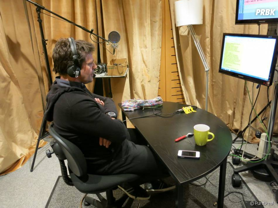 Hervé Mathoux, commentateur officiel de FIFA 14