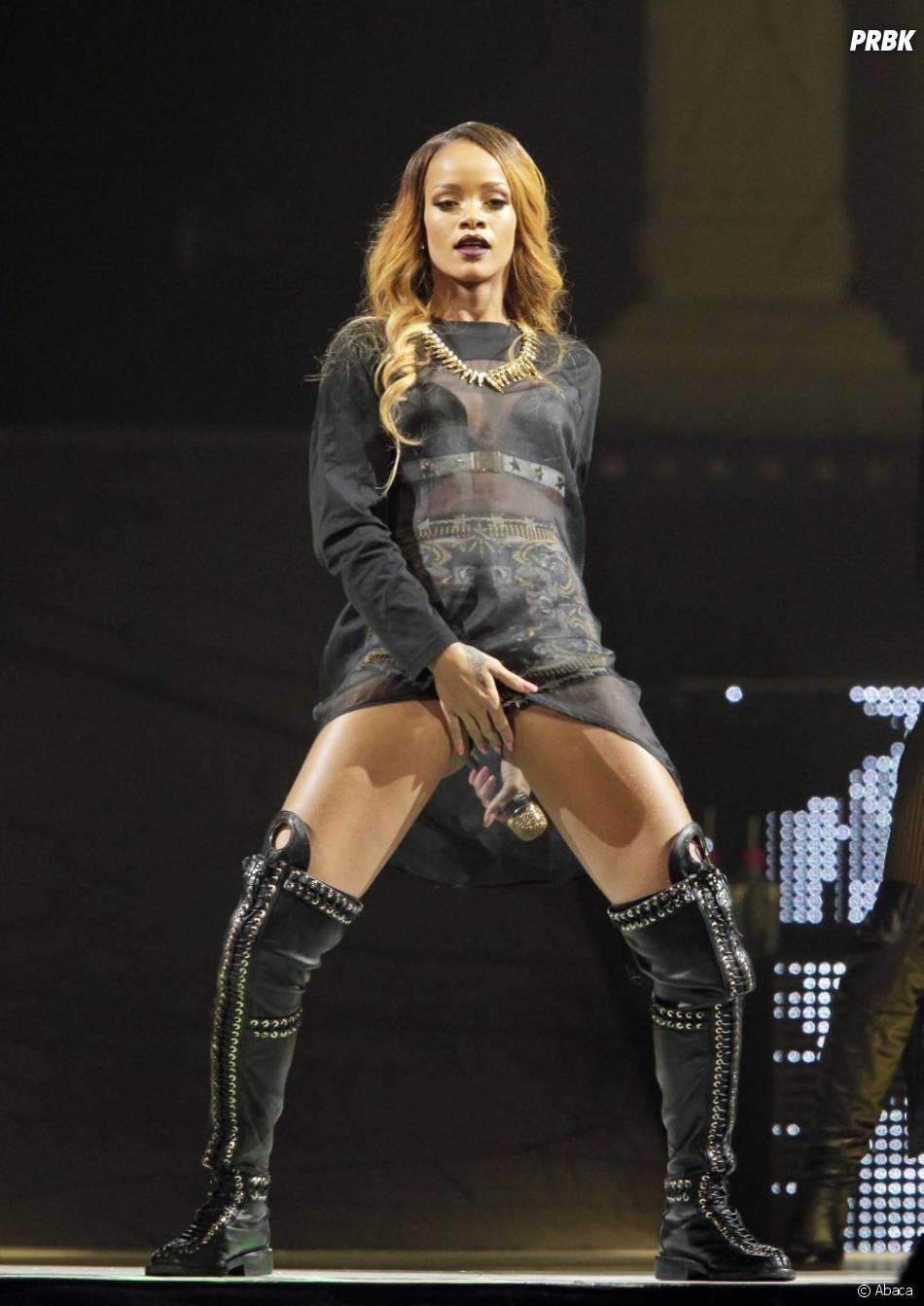 Le papa de Rihanna veut que sa fille soit heureuse