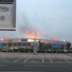 Muse : panique en Angleterre, le groupe met littéralement le feu au stade