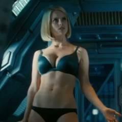 Star Trek Into Darkness : Alice Eve à moitié nue ? Le scénariste s'excuse