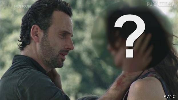 Une nouvelle femme dans la vie de Rick dans The Walking Dead ?