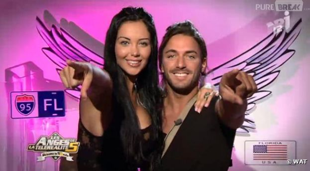 Nabilla et Thomas : première engueulade dans Les Anges de la télé-réalité 5