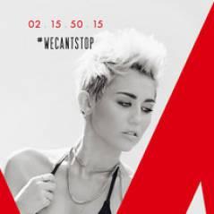 Miley Cyrus : une pochette sexy et décolletée pour son prochain single
