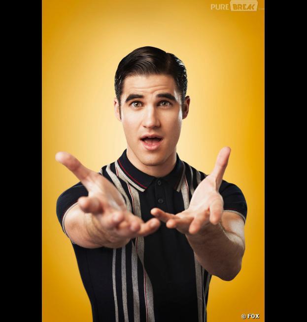 Blaine bientôt à New York dans Glee ?