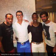 Cristiano Ronaldo : version geek à lunettes sur Instagram