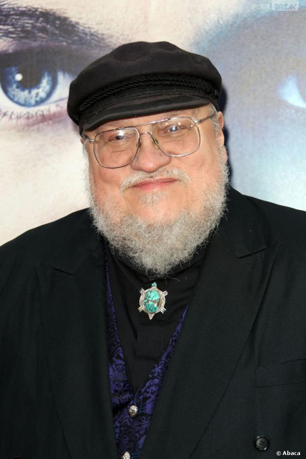 George R.R. Martin parle de la fin de l'épisode 9 de Game of Thrones
