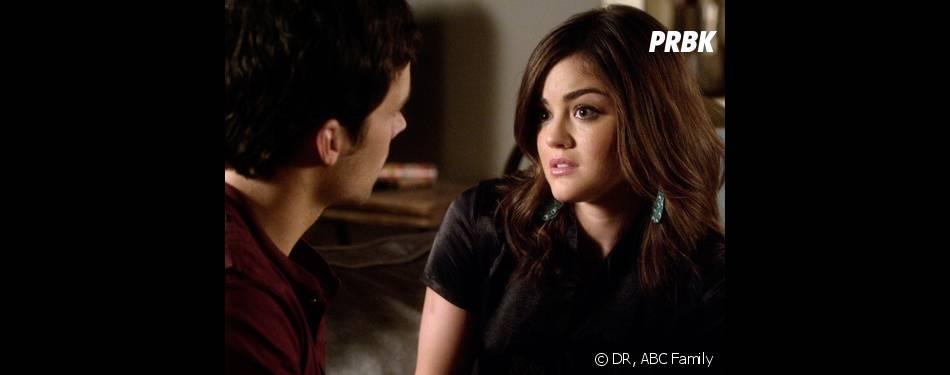 Ezra et Aria, une réconciliation inévitable dans Pretty Little Liars ?