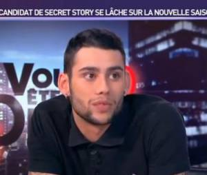 Simon de Secret Story 5 a été approché par un producteur de porno.