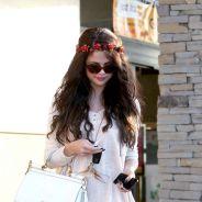 Selena Gomez : complétement gaga de sa nouvelle petite soeur
