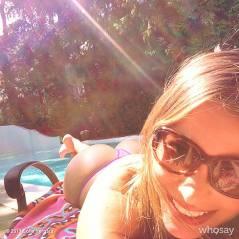 Sofia Vergara en string à la piscine... et sur Twitter