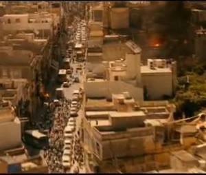 Isolated System de Muse, bande-originale du film Word War Z avec Brad Pitt