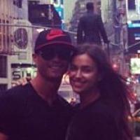 Cristiano Ronaldo et Irina Shayk : vacances en amoureux aux Etats-Unis