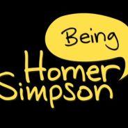 Les Simpson : Being Homer Simpson, le doubleur d'Homer, Bérangère Krief et Arnaud Tsamere dans un court métrage poilant