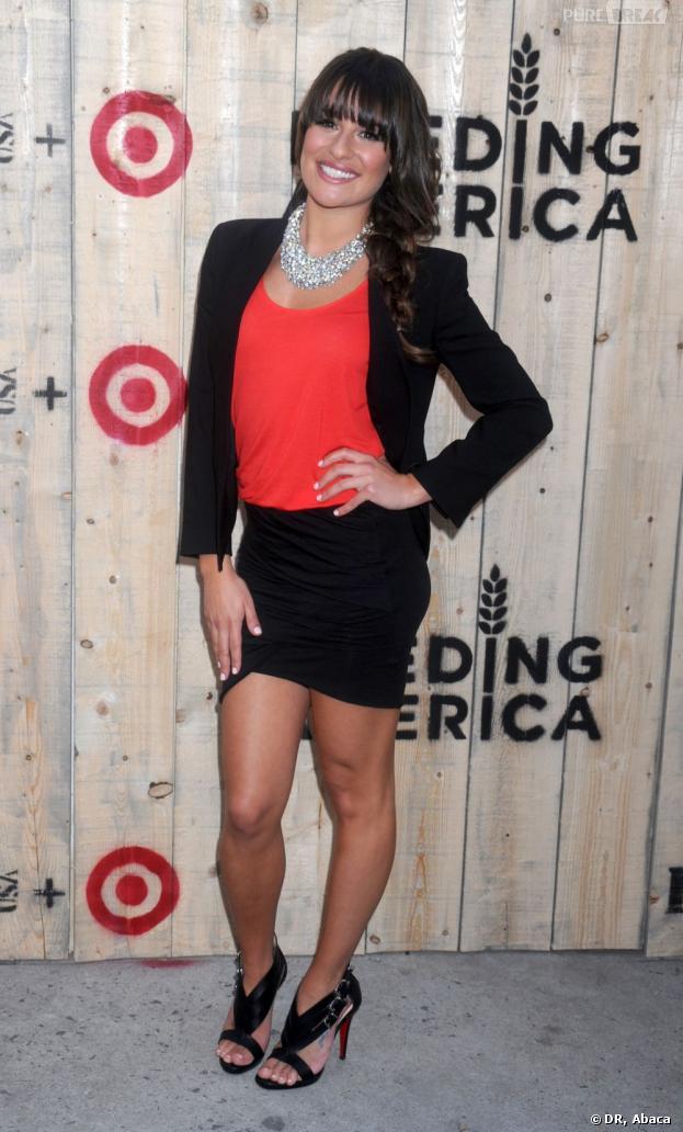 Lea Michele à un événement organisé par Target le 19 juin 2013 à New York