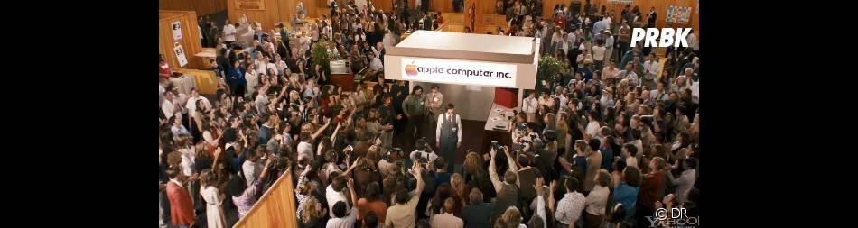 jOBS : un biopic sur Steve Jobs avec Ashton Kutcher
