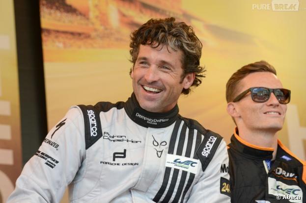 Patrick Dempsey : l'acteur de Grey's Anatomy sur la ligne de départ des 24h du Mans
