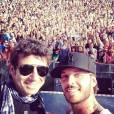 M Pokora et Patrick Bruel pour la Fête de la Musique à Marseille sur France 2