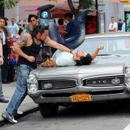 Taylor Lautner tabassé en pleine rue... pour son prochain film