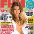 Les Anges de la télé-réalité 5 : Vanessa Lawrens à l'honneur dans FHM