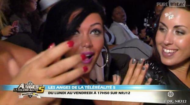 "Les Anges 5 : Nabilla ne veut pas participer au clip ""Make The Girl Dance""."