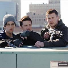 L'Aube Rouge : Chris Hemsworth et Josh Hutcherson partent en guerre dans la bande-annonce