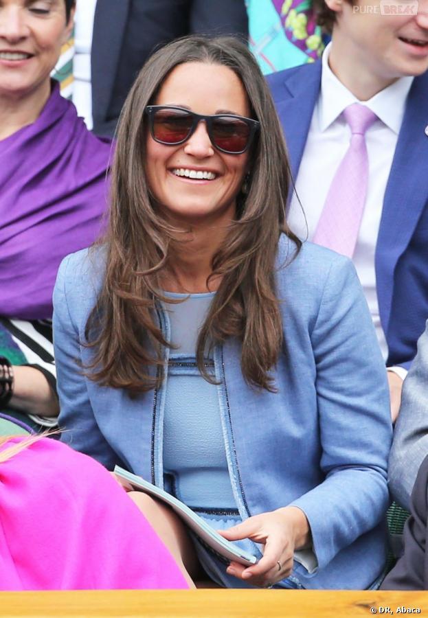 Pippa Middleton bourrée à Wimbledon