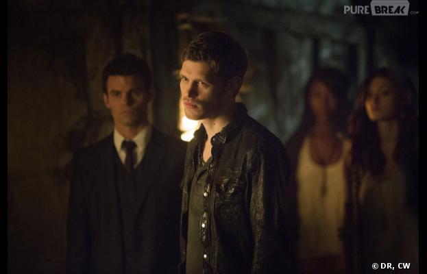 The Originals : une série plus adulte que Vampire Diaries