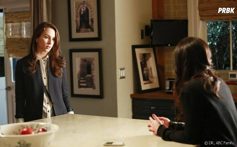 Pretty Little Liars saison 4 : Spencer face à Melissa dans l'épisode 4